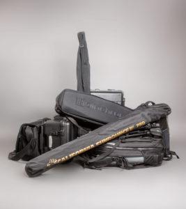 Ca. 40kg Foto-Ausrüstung